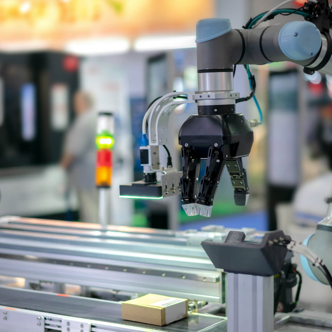 industrial machinery robot